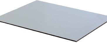 Panneaux fibre Dure Valbonite Blanc